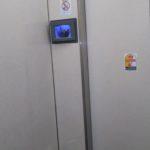 共用部 エレベーター内 モニター付