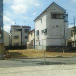高槻市八幡町 限定1区画 建築条件無し土地